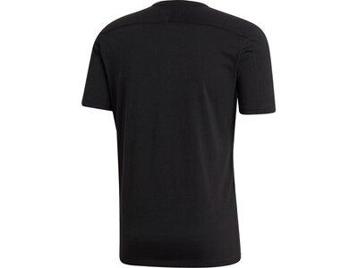 ADIDAS Herren T-Shirt Brilliant Basics Schwarz