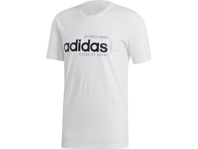 ADIDAS Herren T-Shirt Brilliant Basics Grau