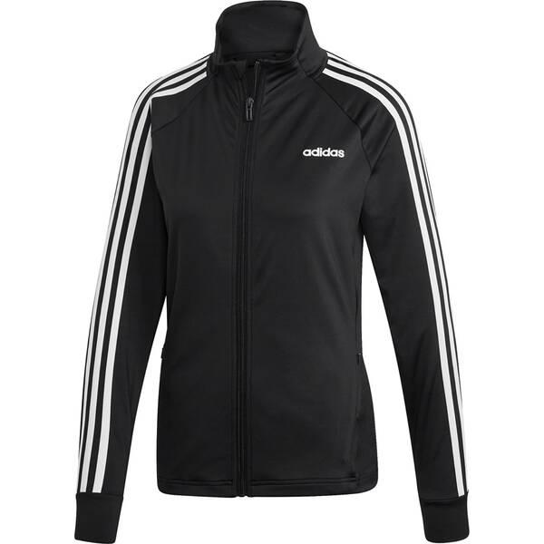 ADIDAS Damen Designed 2 Move 3-Streifen Trainingsjacke