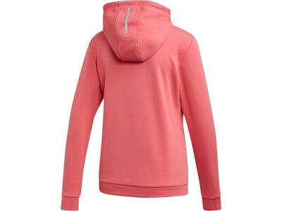 ADIDAS Damen Gear Up Kapuzenjacke Pink