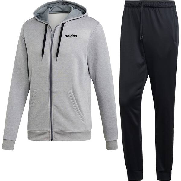 ADIDAS Herren Linear French Terry Hoodie Trainingsanzug