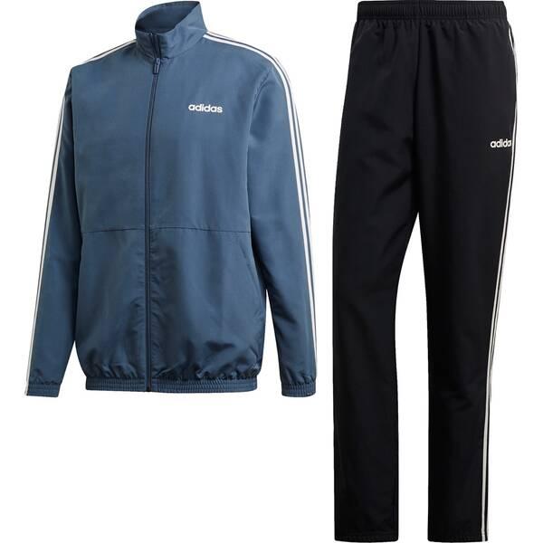 ADIDAS Herren 3-Streifen Woven Cuffed Trainingsanzug