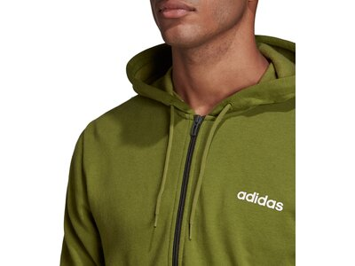 ADIDAS Herren Celebrate the 90s Colorblock Kapuzenjacke Grau