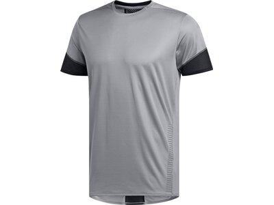 ADIDAS Herren Parley 25/7 Rise Up N Run T-Shirt Schwarz
