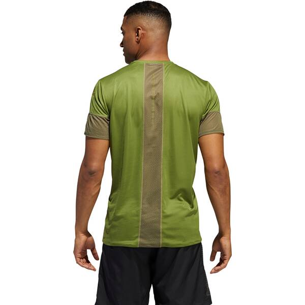 ADIDAS Herren Parley 25/7 Rise Up N Run T-Shirt