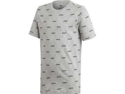 ADIDAS Herren T-Shirt Silber