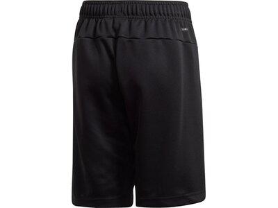 ADIDAS Kinder Linear Shorts Schwarz