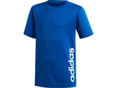 ADIDAS Kinder Shirt TR LIN Blau