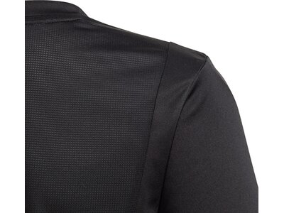 ADIDAS Kinder T-Shirt Linear Schwarz