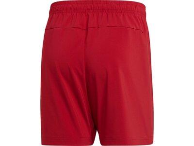 ADIDAS Herren Essentials Plain Chelsea Shorts Rot