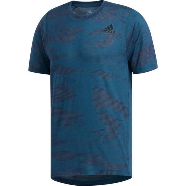 ADIDAS Herren FreeLift Camo Burnout T-Shirt