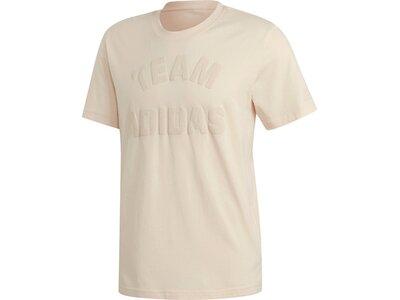 ADIDAS Herren VRCT T-Shirt Silber