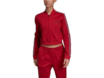 ADIDAS Damen Celebrate the 90s Trainingsjacke Rot