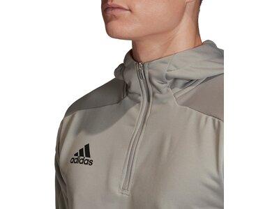 ADIDAS Fußball - Teamsport Textil - Sweatshirts Condivo 20 Kapuzensweatshirt Dunkel Grau