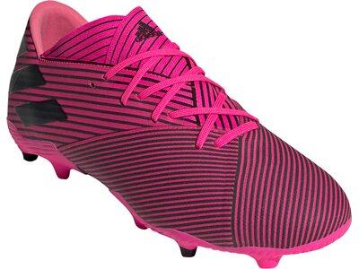ADIDAS Herren Fußballschuhe Nemeziz 19.2 FG Pink