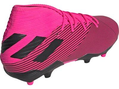 ADIDAS Herren Fussballschuhe NEMEZIZ 19.3 FG Pink