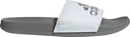 ADIDAS Herren Adilette Cloudfoam Plus Logo Slipper