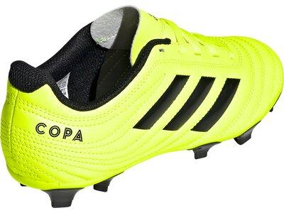 ADIDAS Kinder Fußballschuhe COPA 19.4 FG Schwarz