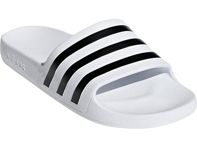 adidas Schwimmen Sport Adiletten Hausschuhe Grau