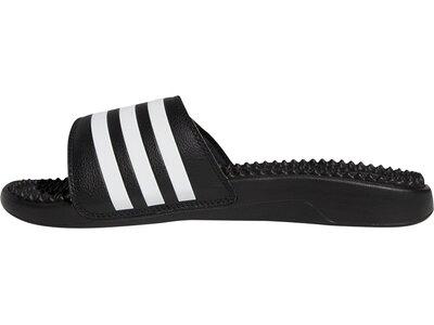 ADIDAS Lifestyle - Schuhe Herren - Flip Flops Adilette Adissage TND Badelatsche Schwarz