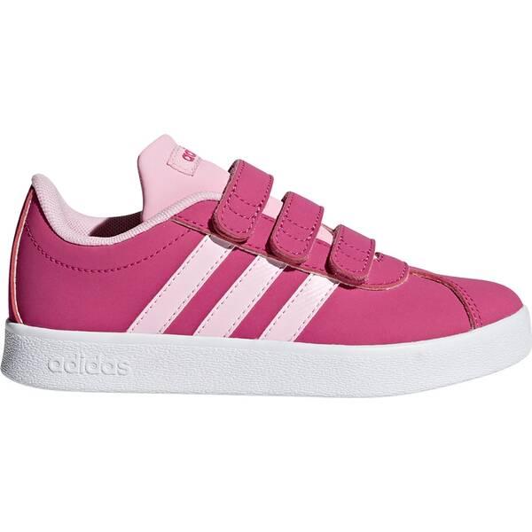 ADIDAS Kinder VL Court 2.0 Schuh