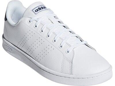ADIDAS Herren Sneaker Advantage Grau