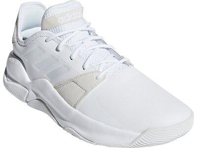 ADIDAS Herren Basketballschuhe STREETFLOW Grau