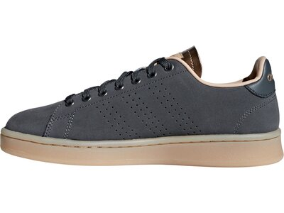 ADIDAS Damen Advantage Schuh Grau