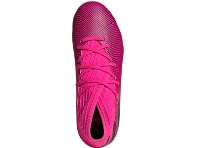 ADIDAS Kinder Fußballschuhe NEMEZIZ 19.3 IN Pink