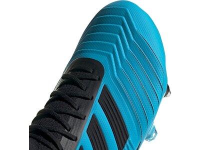 ADIDAS Herren Predator 19.1 SG Fußballschuh Blau