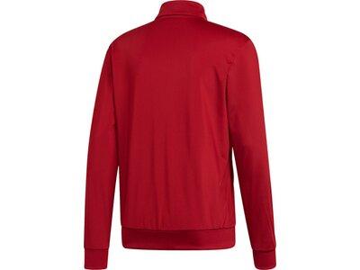 ADIDAS Herren Basics Trainingsanzug Rot