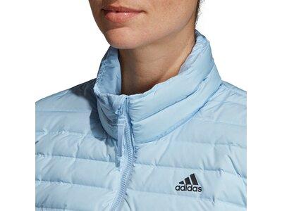 adidas Damen VARILITE SOFT DAUNENJACKE Blau