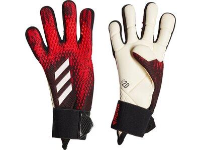 ADIDAS Kinder Handschuhe PRED GL PRO Rot