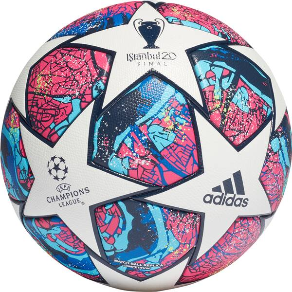 ADIDAS Ball UCL Finale Istanbul Competition