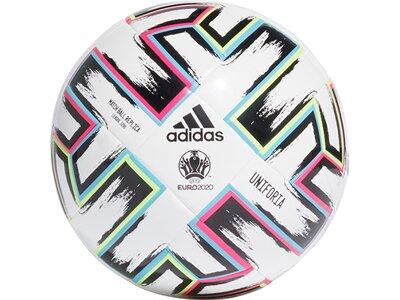 ADIDAS Equipment - Fußbälle LGE Uniforia 290 Gramm Fussball Grau