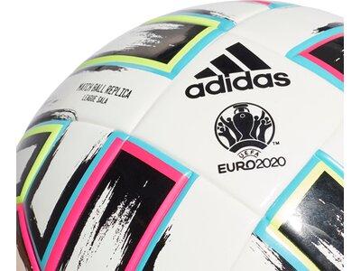 ADIDAS Equipment - Fußbälle LGE Uniforia Trainingsball Futsal Grau
