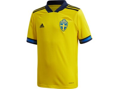 "ADIDAS Trikot ""Sweden Home"" Gelb"