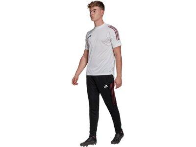 adidas Herren Mexiko Trainingshose Schwarz