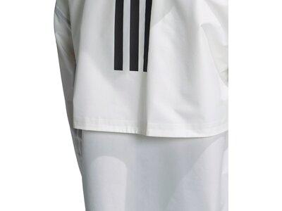 adidas Damen PARLEY MYSHELTER RAIN.RDY REGENJACKE Grau