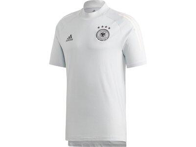 ADIDAS Herren Fanshirt DFB Silber