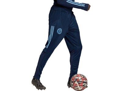 "ADIDAS Herren Fußballhose ""New York City FC Training Pant"" Blau"
