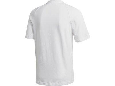 ADIDAS Lifestyle - Textilien - T-Shirts MH T-Shirt Grau