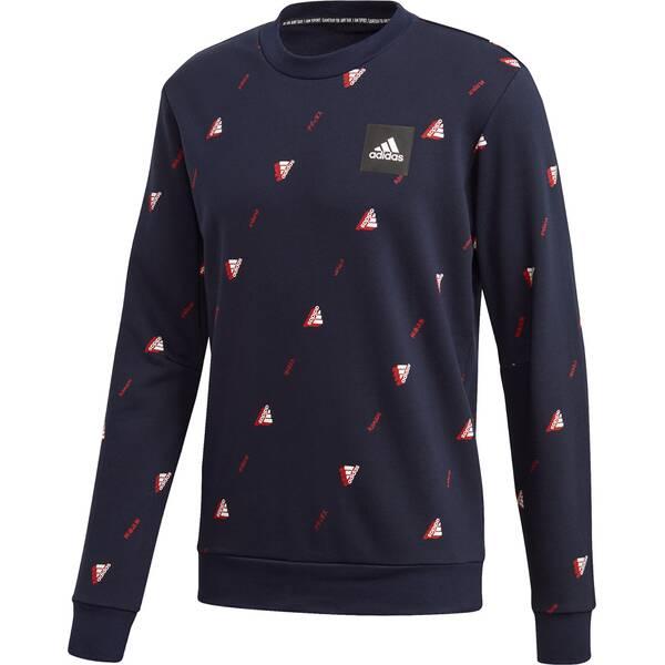 ADIDAS Herren Sweatshirt Must Haves Graphic