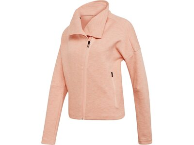 ADIDAS Damen Jacke W HTR Jkt Pink