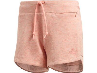 ADIDAS Damen ID Mélange Shorts Pink