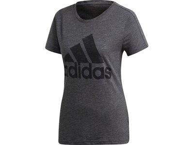 ADIDAS Lifestyle - Textilien - T-Shirts Winners T-Shirt Damen Grau