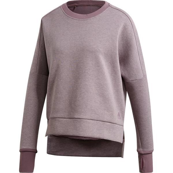 ADIDAS Damen Sweatshirt VER CREW
