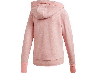 ADIDAS Damen Kapuzenjacke Must Haves Versatility Pink