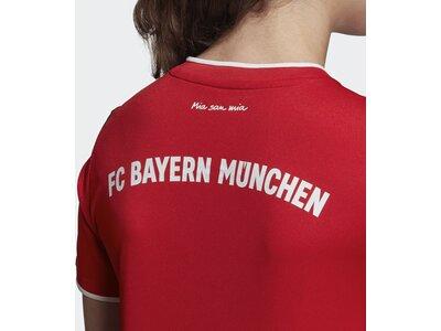 ADIDAS Damen FC Bayern München Heimtrikot Rot