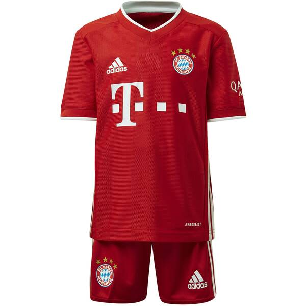 "ADIDAS Kinder Trikot-Set ""FCB Home Mini-Kit Saison 2020/2021"" Replica"